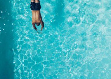 utendørs basseng eikeviks
